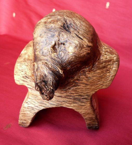 Buste d'éléphant - JC PASTY